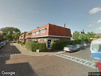 Ambulance naar Tedingerstraat in Leidschendam