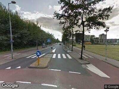 Ambulance naar Overschiestraat in Amsterdam