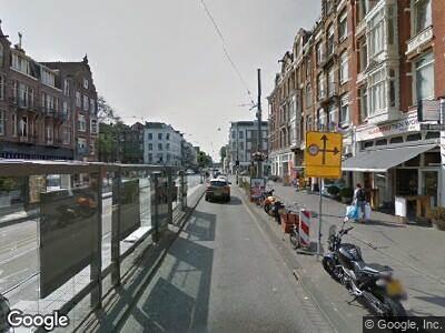 Ambulance naar Eerste Constantijn Huygensstraat in Amsterdam