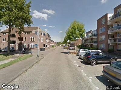 Ambulance naar Borculolaan in Tilburg