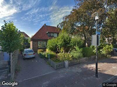 Besteld ambulance vervoer naar Dorpsstraat in Aalsmeer