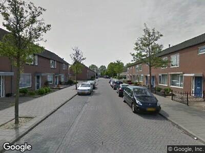 Ambulance naar Terschellingstraat in Eindhoven