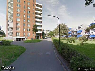 Ambulance naar Harry Mulischstraat in Haarlem