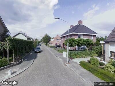 Ambulance naar Eikenstraat in Nieuwkuijk