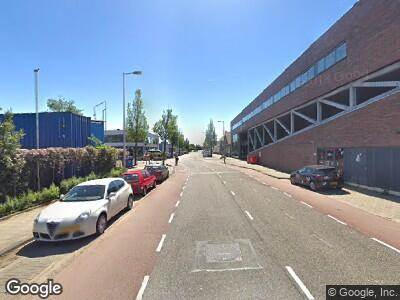 Ambulance naar Asterweg in Amsterdam