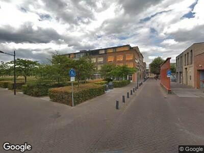 Ambulance naar Hemertplein in Hoofddorp
