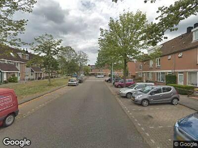 Ambulance naar Breeburgsingel in Hoofddorp vanwege ongeval met letsel
