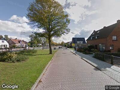 Ambulance naar Schoolstraat in Nieuw-Vennep