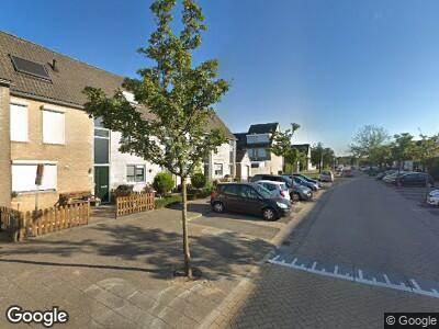Ambulance naar Luitje Broekemastraat in Purmerend