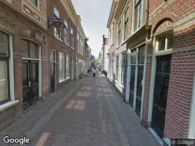 Ambulance naar Jacobijnestraat in Haarlem