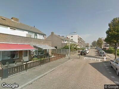 Ambulance naar Boshuysenstraat in Katwijk