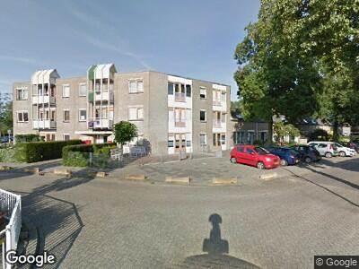 Ambulance naar Bervoetsbos in Hoofddorp