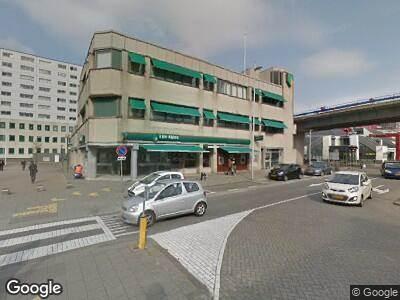 Ambulance naar Zuidplein in Rotterdam