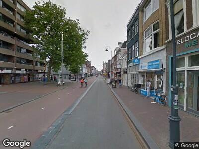 Ambulance naar Kruisweg in Haarlem