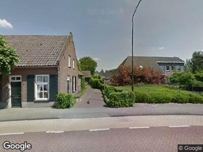 Ambulance naar Maaskantje in Sint-Michielsgestel