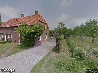 Ambulance naar Hooidonksestraat in Den Dungen