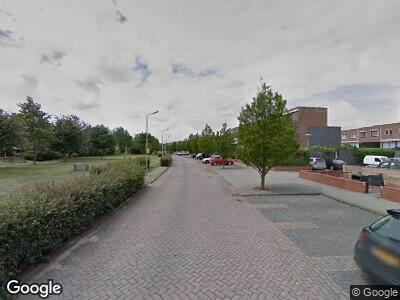 Ambulance naar L. Zocherplantsoen in Velserbroek vanwege verkeersongeval