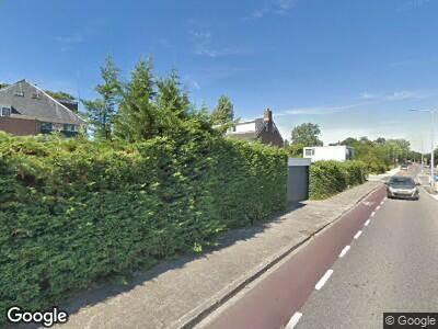 Ambulance naar Boslaan in Hoofddorp vanwege verkeersongeval