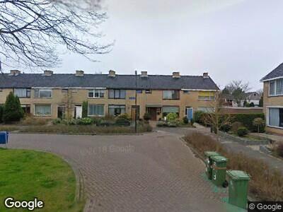 Ambulance naar Jan van Scorellaan in Heerhugowaard