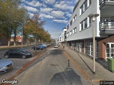 Ambulance naar Ankerplaats in Katwijk