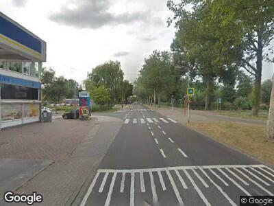 Ambulance naar De Weer in Zaandam