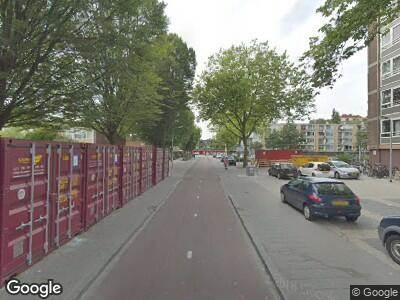 Ambulance naar Clusiusstraat in Zaandam