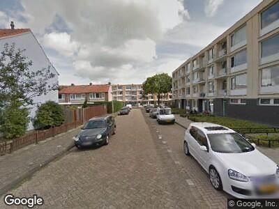 Ambulance naar Mimosastraat in Spijkenisse