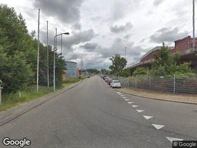 Ambulance naar Symon Spiersweg in Zaandam vanwege ongeval met letsel