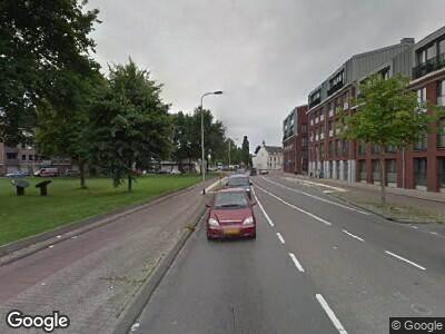 Ambulance naar Julianapark in Tilburg