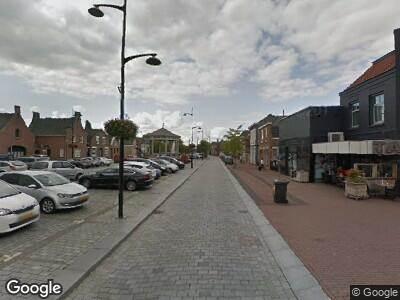 Ambulance naar Heereplein in Raamsdonksveer