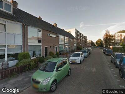 Ambulance naar Conradstraat in Katwijk
