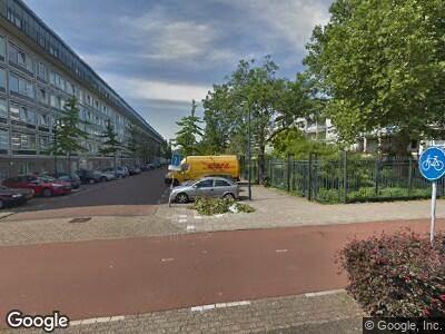 Ambulance naar Roosje Vosstraat in Amsterdam