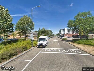 Ambulance naar Graan voor Visch in Hoofddorp