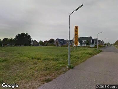 Ambulance naar Sapporodreef in Nieuw-Vennep