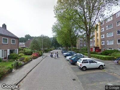 Ambulance naar Boerslaan in Katwijk