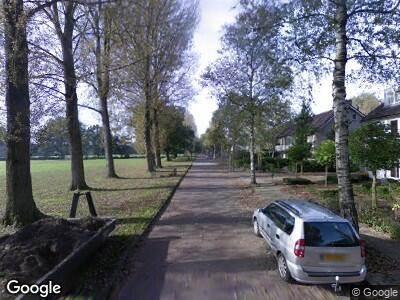 Ambulance naar Wolvensteeg in Oisterwijk