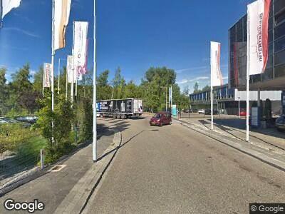 Traumahelikopter naar Schillingweg in Nieuw-Vennep