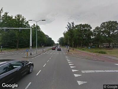 Ambulance naar Boschdijk in Eindhoven