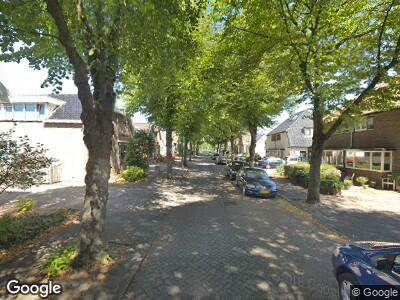 Ambulance naar Fortweg in Hoofddorp