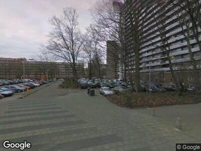 Ambulance naar Artemisstraat in Delft
