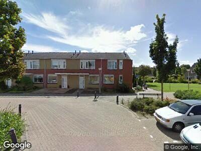 Ambulance naar Schaapskooi in Nieuw-Beijerland