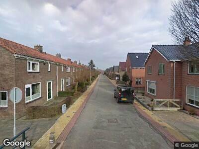 Ambulance naar Bakkerstraat in Bovenkarspel