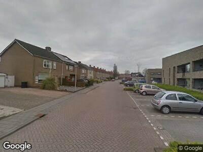 Ambulance naar Jacob van Lennepstraat in Zegge