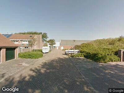 Ambulance naar De Bomschuit in Egmond aan Zee
