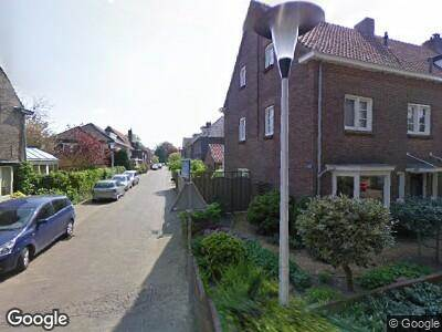 Ambulance naar Prins Bernhardlaan in Helmond