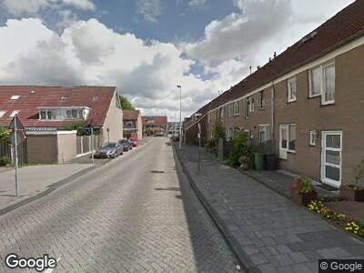 Ambulance naar Buntgras in Spijkenisse