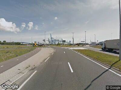 Brandweer naar Coloradoweg in Maasvlakte Rotterdam