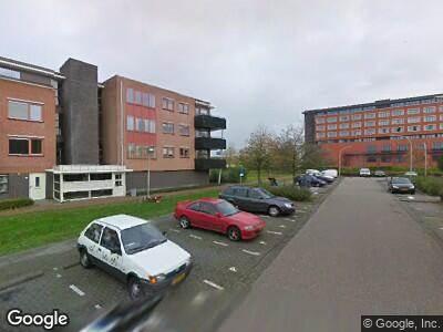 Ambulance naar Zetveld in Nootdorp