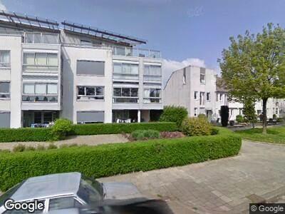 Ambulance naar Johanna Naber-erf in Dordrecht
