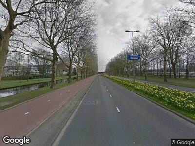 Politie naar Melanchtonweg in Rotterdam vanwege ongeval met letsel